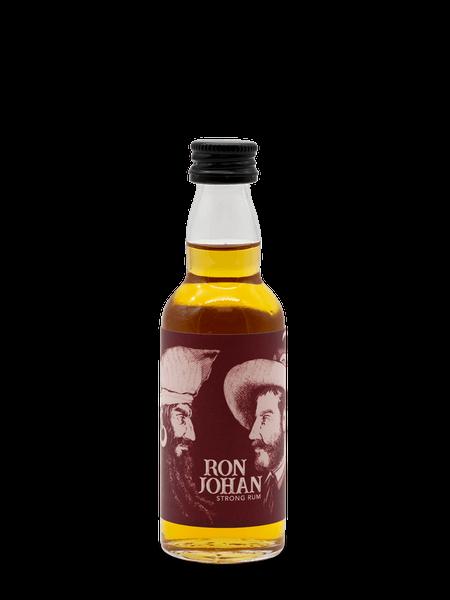 Ron Johan Strong Rum Miniatur