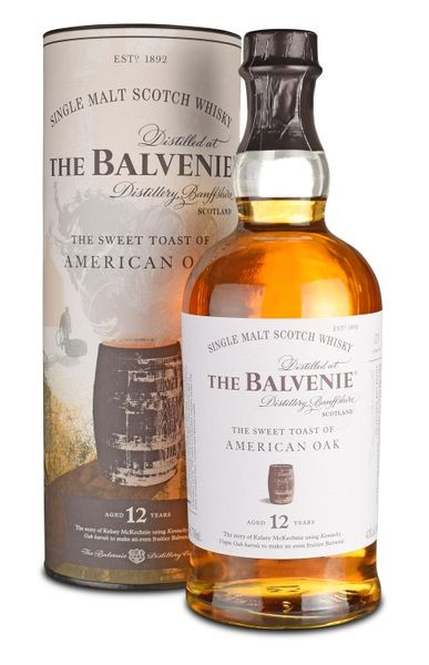 Balvenie 12y. The Sweet Toast of American Oak