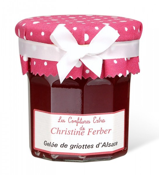 Gelée de Griottes d'Alsace