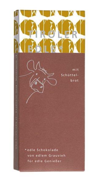 Tiroler Edle gefüllt - mit Schüttelbrot