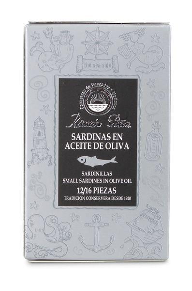 Sardinillas en aceite de olive