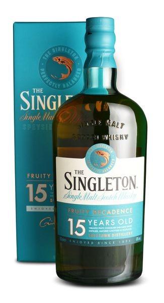 The Singleton of Dufftown 15y.