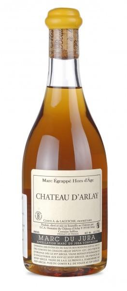 Marc Égrappé Hors d'Âge, Château d'Arlay - Jura, Frankreich