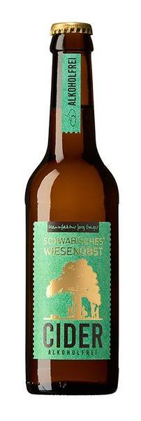 Schwäbischer WiesenObst Cider - Alkoholfrei