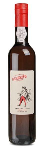 Barbeito 'Delvino' Madeira, Dry 5 Years