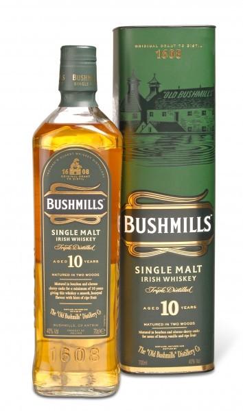 Bushmills Malt 10 Years Old Single Malt