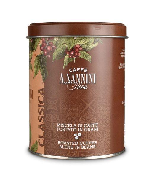 Nannini Espresso Classica Bohnen Dose