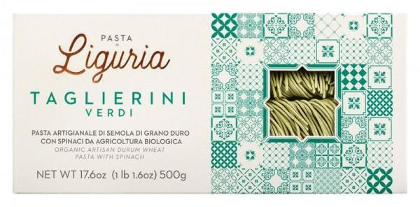 Taglierini agli spinaci [Bio]