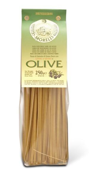 Fettuccine mit Oliven