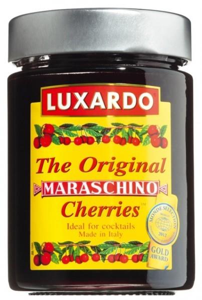 Maraschino-Kirschen in Sirup