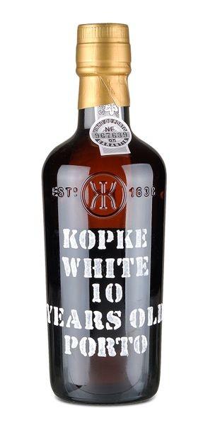 10 Years Old White Portwein - Kopke
