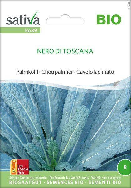 Palmkohl 'Nero di Toscana' Saatgut