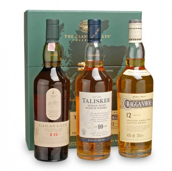 The Classic Malts Collection Strong