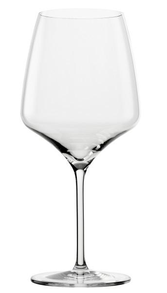 Burgunder Rotweinglas Serie Experience, 6 Stück