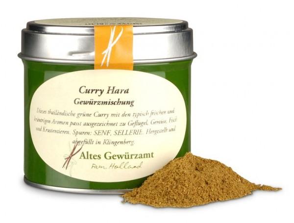 Curry Hara, Gewürzmischung