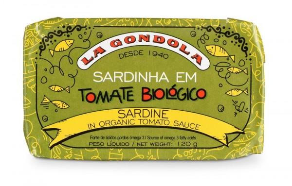 Sardinhas em Tomate [Bio]