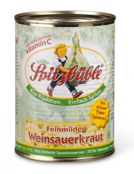 Filder Spitzbüble Weinsauerkraut g.g.A.