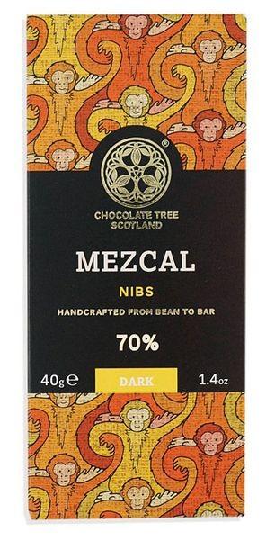 Mezcal Nibs 70%