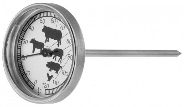 Brateneinstich-Thermometer