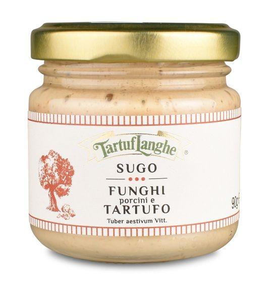 Steinpilz-Trüffel-Sauce