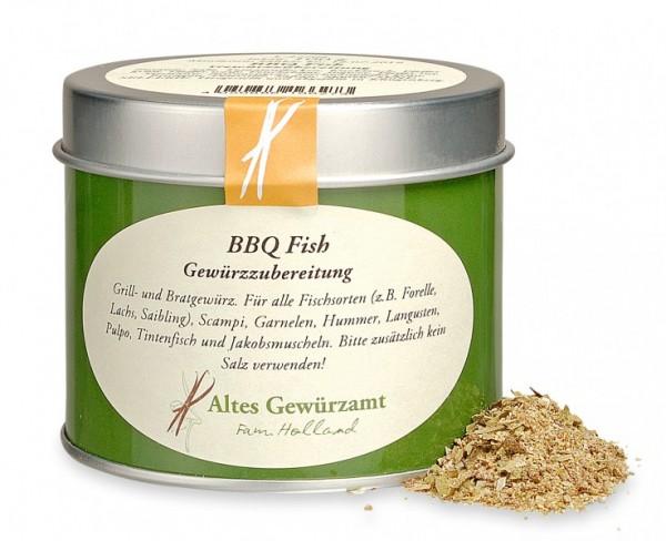 BBQ Fish Ingo Holland, Altes Gewürzamt Klingenberg