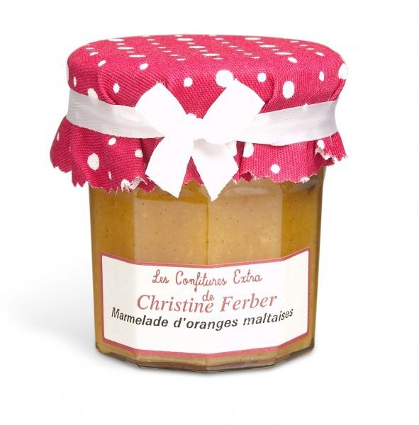 Marmelade d'Oranges maltaises