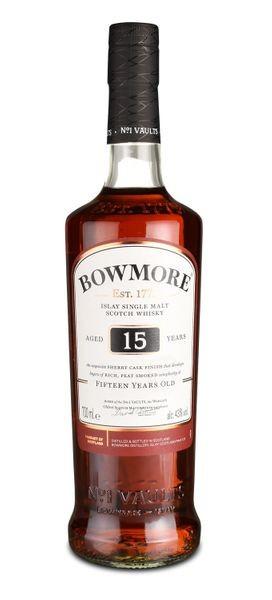 Bowmore 15y. Sherry Cask Finish