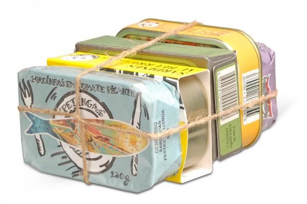Genusspaket Sardinen - von Portugal bis Frankreich