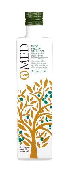 OMed Arbequina Olivenöl