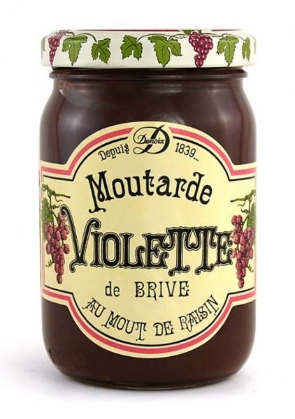 Violetter Senf - Moutarde Violette