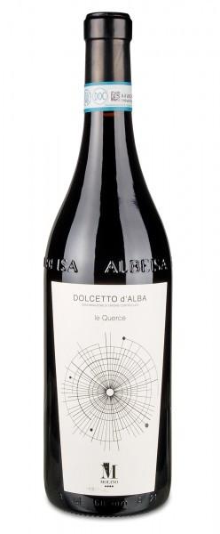 """2018 DOLCETTO D'ALBA """"LE QUERCE"""", Marco Molino - Piemont, Italien"""