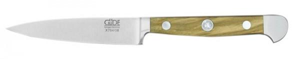 Spickmesser 8 cm Klinge, Serie Alpha Olive, Güde X764/08