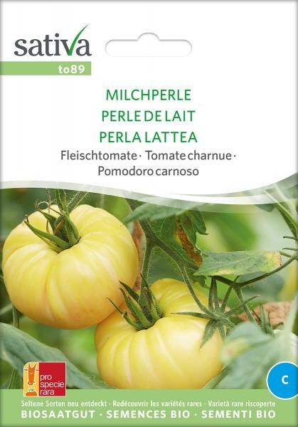 Fleischtomate 'Milchperle' Saatgut