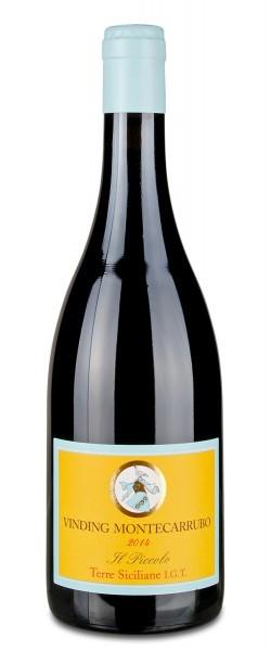 2018 IL PICCOLO, Montecarrubo Wine - Sizilien, Italien