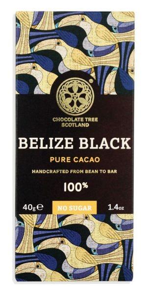 Belize schwarz 100%