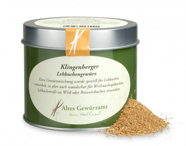 Klingenberger Lebkuchengewürz Altes Gewürzamt