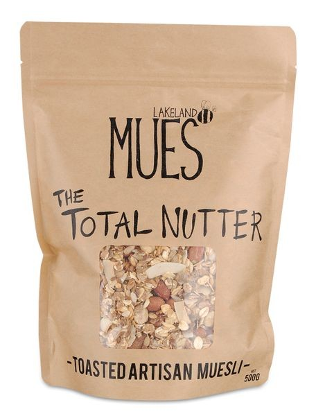 The Total Nutter - Toasted Artisan Muesli