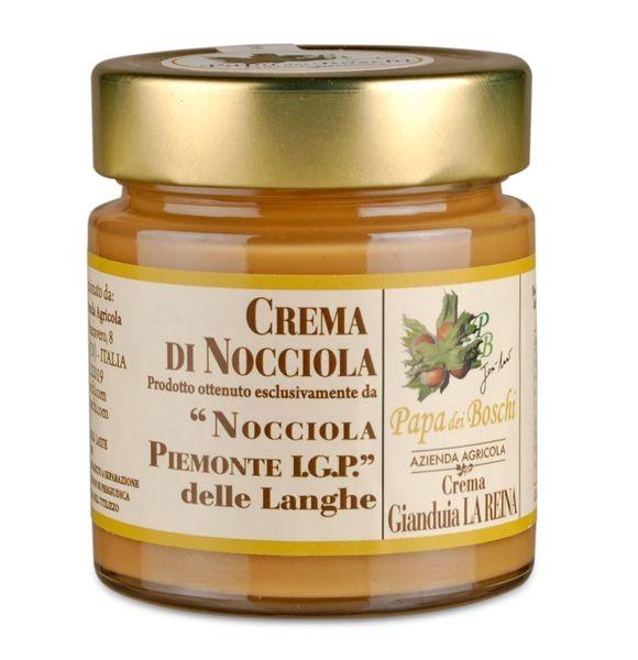 Crema di Nocciola La Reina - Piemonteser Haselnuss-Creme