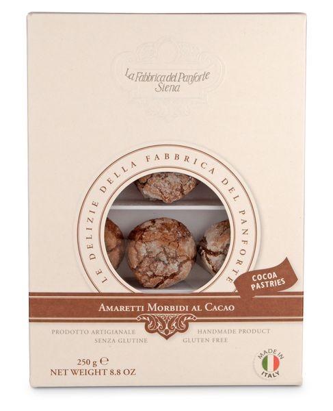 Amaretti Morbidi al Cacao