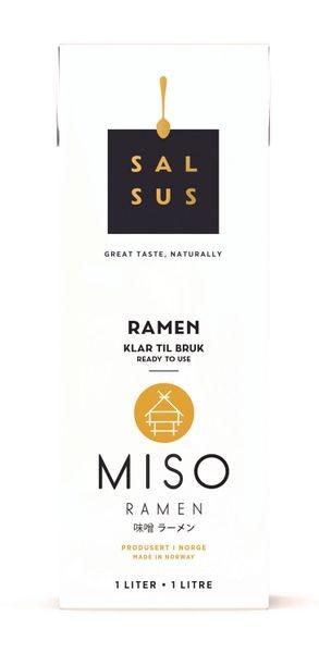 Miso Ramen Brühe