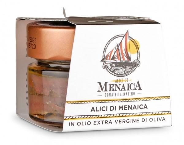 Alici di Menaica sott'Olio