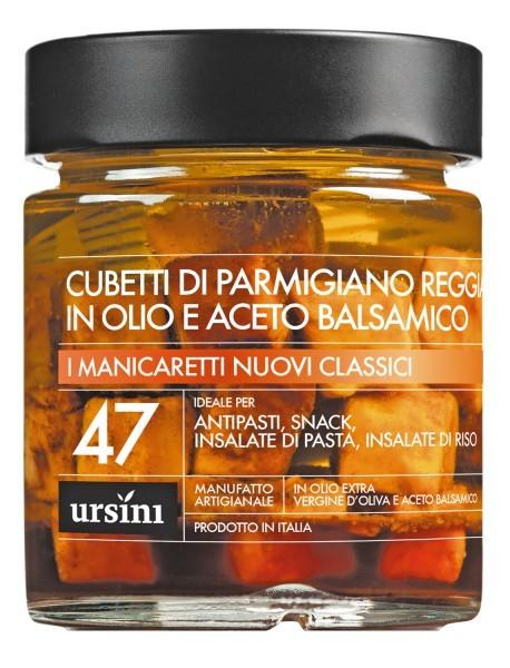 Cubetti di Parmigiano Reggiano