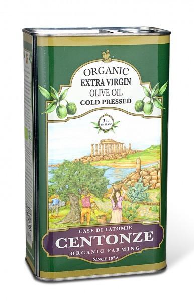 Olivenöl Latomie - Centonze [BIO] Ernte 19/20