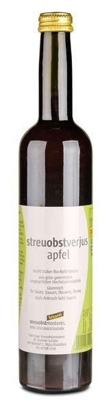 Streuobst-Verjus Apfel [Bio]