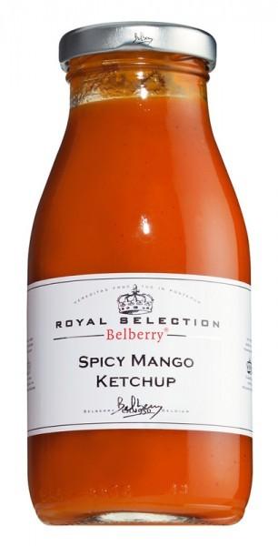 Würziger Mango-Ketchup