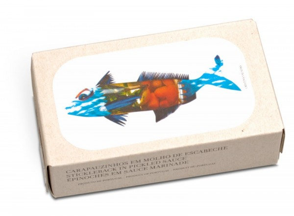 Holzmakrele (Stöcker) mariniert, Jose Gourmet