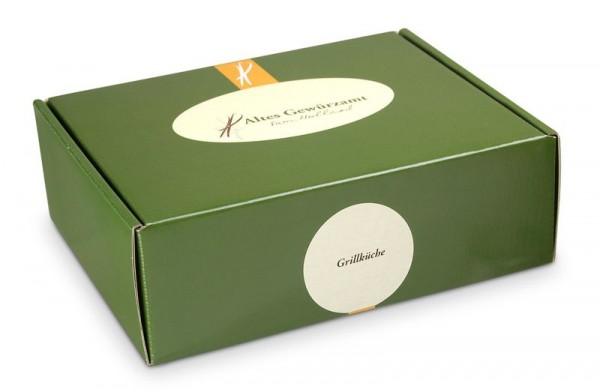 Grillküche - Altes Gewürzamt Geschenkbox