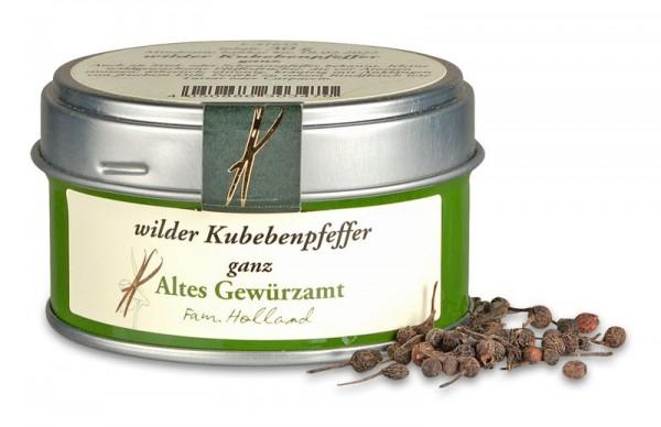 Wilder Kubebenpfeffer - Ingo Holland, Altes Gewürzamt