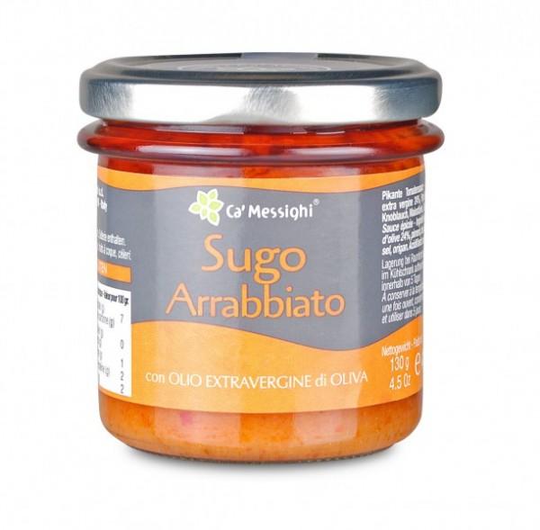 Sugo Arrabiato - Scharfe Tomatensauce