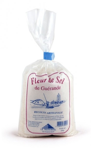 Fleur de Sel aus der Guérande